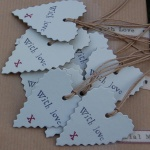 East of India Ribbon, Tags & Cards