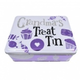 Bright Side Grandma's Treat Tin