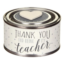 East of India Thank You Teacher Scented Candle