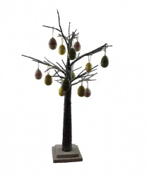 Gisela Graham Frosted Easter Twig Tree