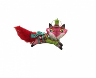Gisela Graham Glass Fox Collectable