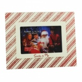 Santa and Me Christmas Photo Frame