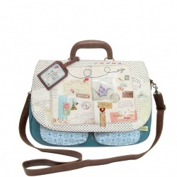 Disaster Designs Bon Voyage Satchel