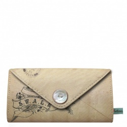 Disaster Designs Letter Design Purse
