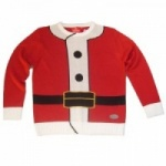 Crazy Granny Christmas Santa Jumper