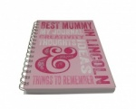 Best Mummy in Lincoln Notebook