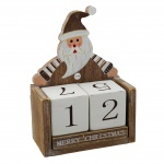 Father Christmas Countdown Calendar