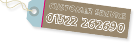 customer services call 01522 262690