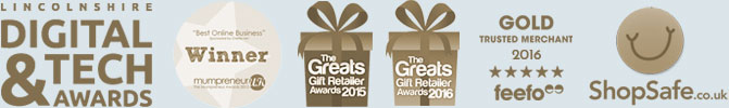 we're an award winning gift website
