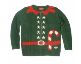 elf jumper perfect for christmas and all things festive