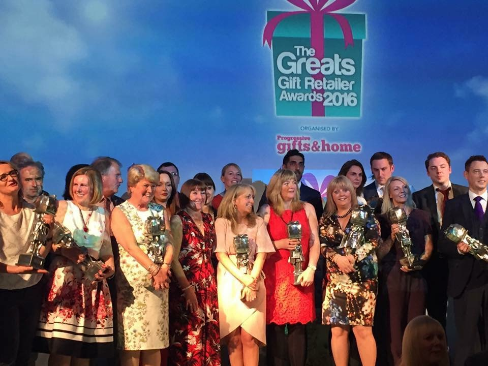 the great gifts retailer awards 2016