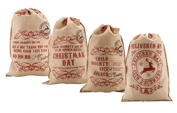 christmas sack perfect for kids