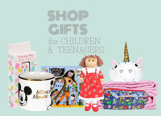 gifts for children and teenagers