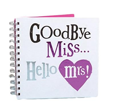 good bye miss hello mrs bright side notebook