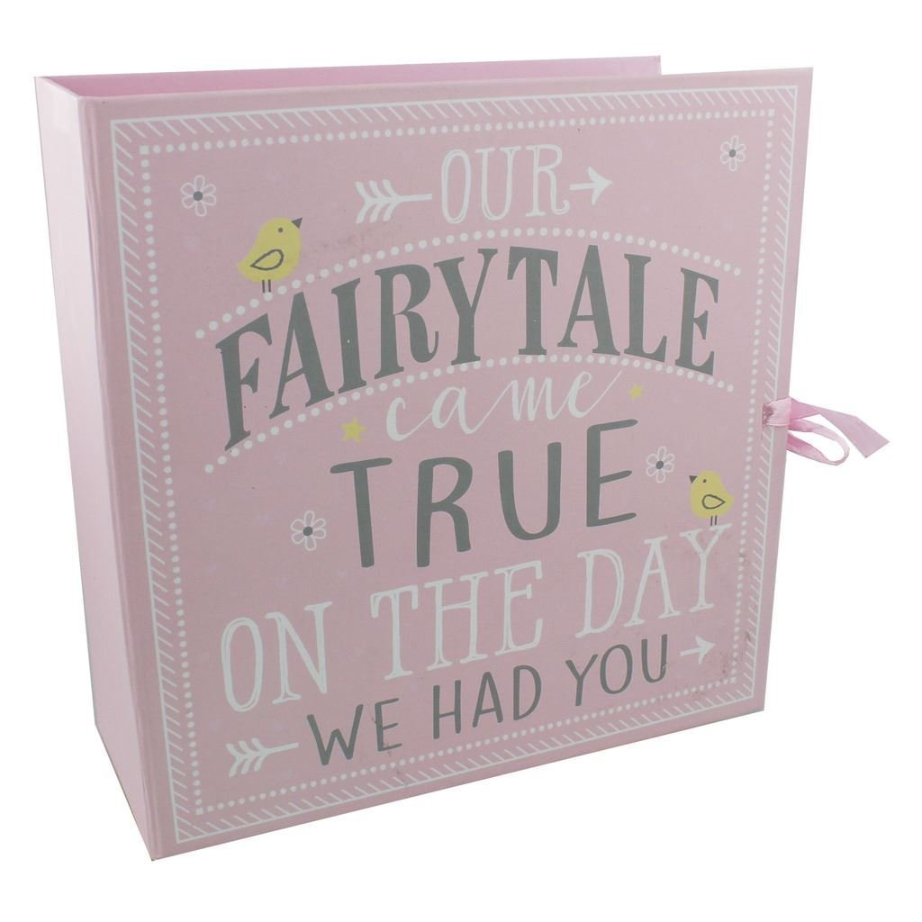 christening baby girls keepsake book