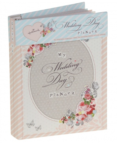 wedding day planner perfect for the big day
