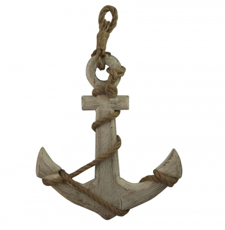 anchor hanging nautical
