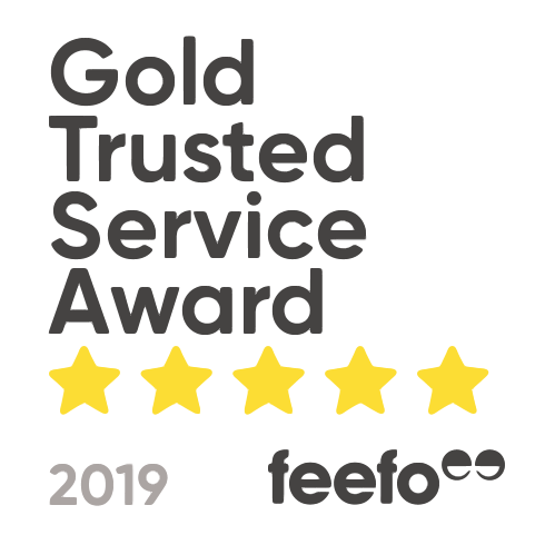 Gifts From Handpicked receives Feefo Gold Trusted Service Award 2019