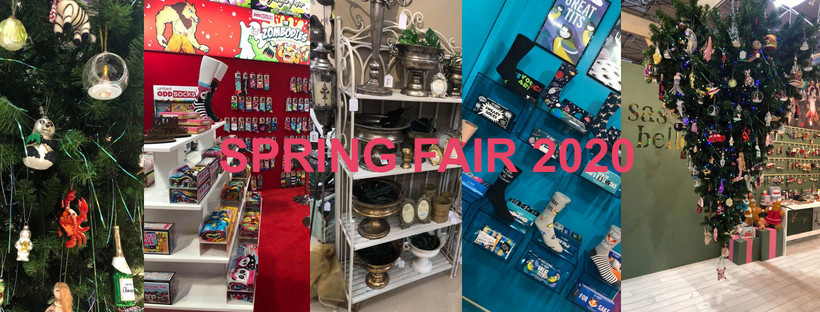 Gifts from Handpicked at the Spring Fair, NEC Birmingham 1st - 6th February 2020