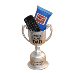 Celebrations World Class Dad Armchair Athletic Trophy