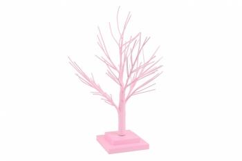 Pink Easter Twig Tree  Home Decoration