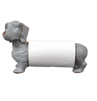 Originals Dachshund Kitchen Roll Holder