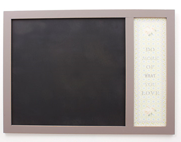 Do More Of What You Love Kitchen Chalkboard