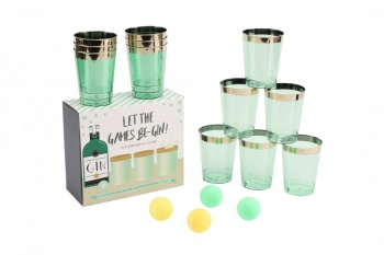 Let The Games Be-Gin! Gin Fun Drinking Game