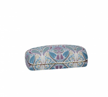 Gisela Graham Floral Designed Hard Glasses Case