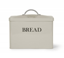 Garden Trading Luxury Tin Bread Bin With Removable Lid