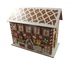 Heaven Sends Gingerbread House Christmas Advent Calendar