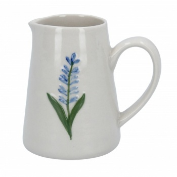 Gisela Graham Ceramic Spring Easter Lavender Mini Jug