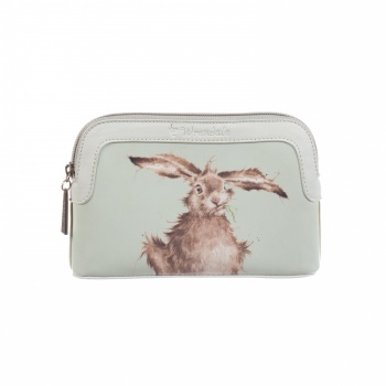 Wrendale Designs Small Cosmetic Bag - Hare Design
