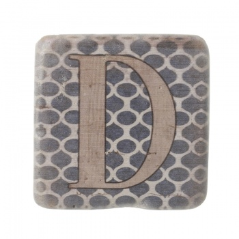 Heaven Sends Ceramic Alphabet Coasters