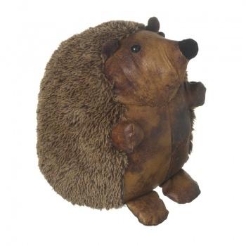 Heaven Sends Fabric Weighted Hedgehog Door Stop
