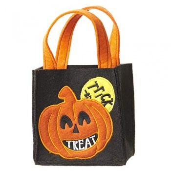 Heaven Sends Halloween Trick or Treat Pumpkin Bag