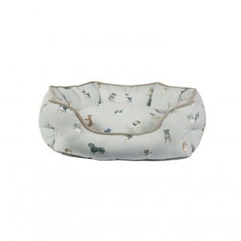 Wrendale Designs Luxurious Fabric Small Dog Bed