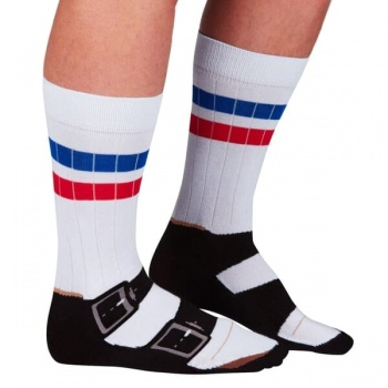 United Oddsocks Pair of Men's Slider Novelty Socks