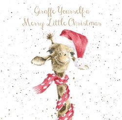 Wrendale Designs A Merry Little Christmas Christmas Card Set