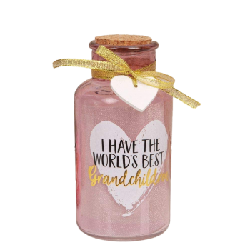 Widdop I Have The World's Best Grandchildren Light Up Bottle Gift
