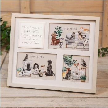 Widdop Gifts Best of breed Multi Photo Frame