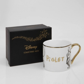 Disney Classic Collectable Piglet Mug With Gift Box