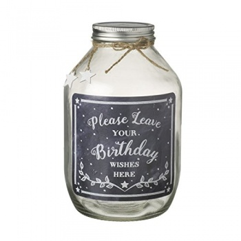Heaven Sends Birthday Wishes Jar