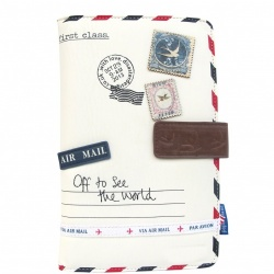 Disaster Designs Paper Plane Travel Wallet