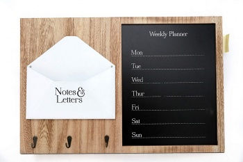 Notes & Letters Weekly Planner Memo Board