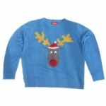 Crazy Granny Christmas Reggie Reindeer Jumper Various Sizes