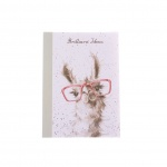 Wrendale Designs A6 Llama Illustrated Lined Notebook