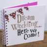 Bright Side Wiro Bound Dream Wedding Day Planner
