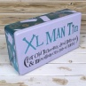 Bright Side XL Man Tin Novelty Home Storage Tin