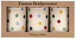 Emma Bridgewater Polka Dot Tea, Coffee & Sugar Caddies